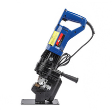Portable Electric Hydraulic Punching Machine Punching Puncher Hole Opener Copper Plate Angle Iron Channel Steel Hole Puncher