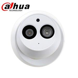 Image 2 - Kamera IP Dahua bezpieczeństwo IPC HDW4631C A 6MP HD CCTV IR30M noktowizor wbudowany mikrofon IP67 Onvif kamera monitorująca strona główna na zewnątrz