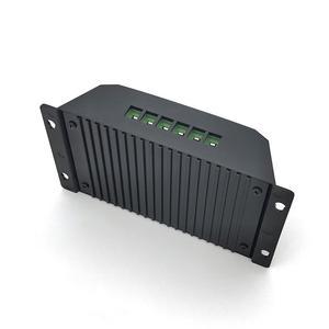 Image 4 - 20A 30A 60A 80A PWM שמש בקר 12V 24V 36V 48V תאורה אחורית LCD ליתיום סוללה רגולטור של אור הכפול זמן שליטת USB