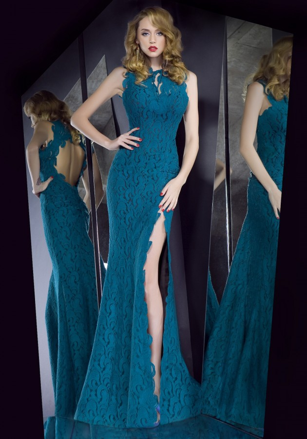 robe de soiree long mermaid evening high slit sexy backless sexy prom gown 2018 Off The Shoulder Mother Of The Bride Dresses