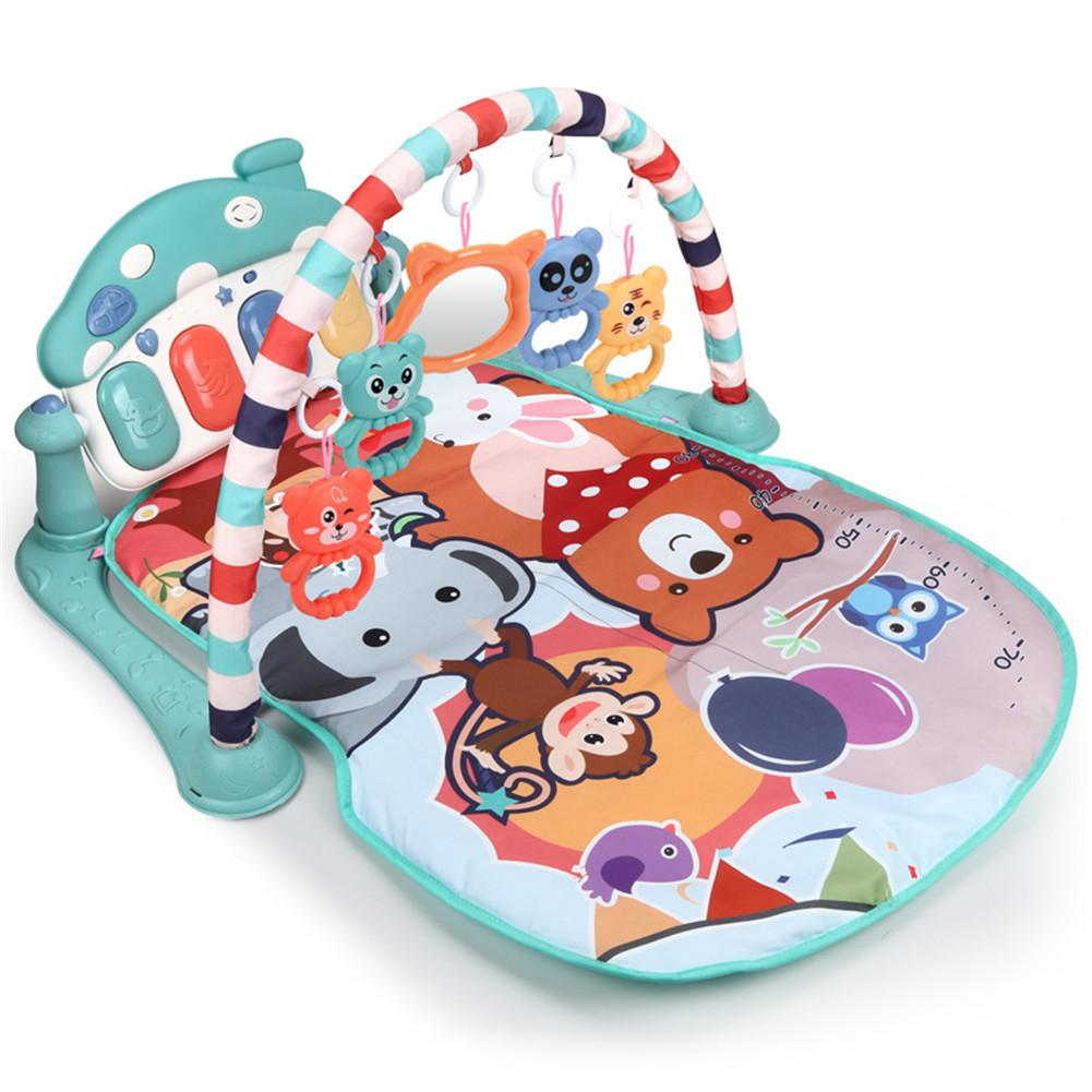 Kidlove Large Baby Play Mat Educational Puzzle Carpet With Piano Keyboard Baby Gym Crawling Activity Mat Toy