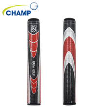 Buy NAKA PU Leather Golf Putter Grip Slim 5.0 Black Red Golf Clubs On Selling directly from merchant!