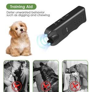 Image 4 - Benesaw ultradźwiękowy odstraszacz psów skuteczny anty kora pies odstraszający zachowanie zwierząt domowych trening bezpieczny Stop Barking kontrola urządzenia