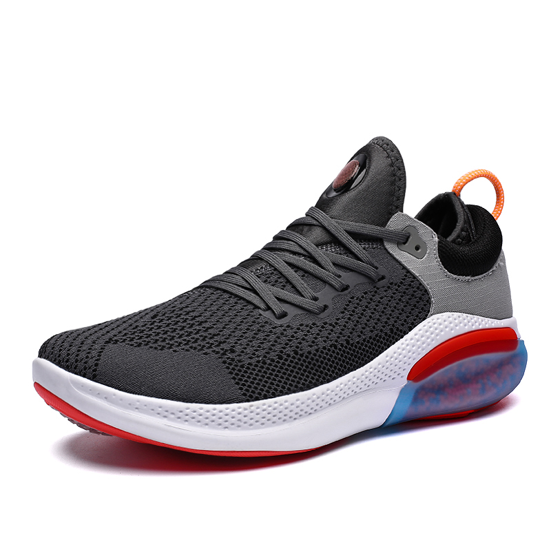 Lightweight Male Shoes Autumn Comfortable Shoes Man Casual Lace-up Men Sneakers Shoes Mesh Breathable Comfortable Big Size