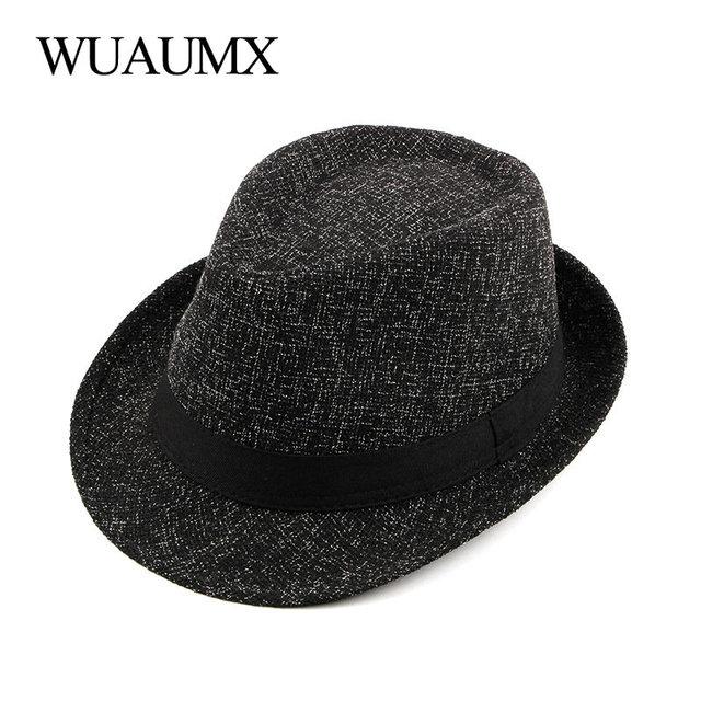Nuevo sombrero de Otoño Invierno de fieltro