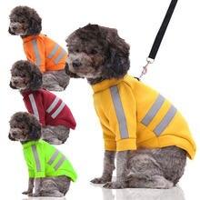 Теплая одежда для собак Одежда животных щенков кошек пальто