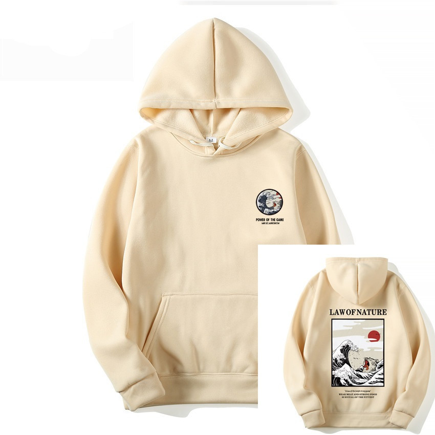 2019 New The Playful Japanese Cat Will Be Named The Law Of Nature In 2019,2019 New Hot Sale Hip-hop Hoodies.PINSHUN