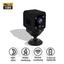 IP Camera Mini Camera Baby Wifi HD 1080P Night Vision Camcorder Motion DVR Motion Detection CMOS Sensor Recorder Camcorder cheap OUTMIX NONE Dome Camera 2 4G CN(Origin) Normal telefon Alarm 130° INFRARED Android