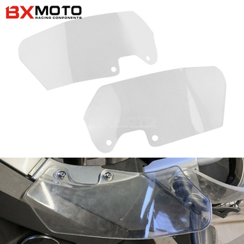 For BMW R1200GS Adventure 04-12 Windshield WindScreen Plate Side Panels R 1200 GS ADV 2004-2012 2005 2006 2007 2008 2009 2010 image