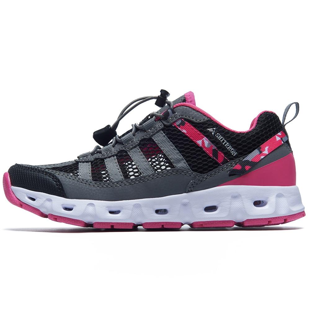2020 Women's Summer Outdoor Aqua Water Shoes Sneakers For Women Sport  Fitness Fishing Hiking Trekking Sandals Shoes Woman|Upstream Shoes| -  AliExpress