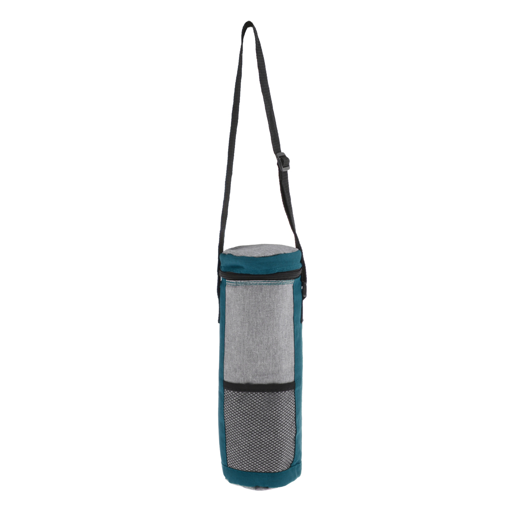 Insulated Cooler Tote Leakproof Bottle Cooler Carrier With Zipper 11.41inch