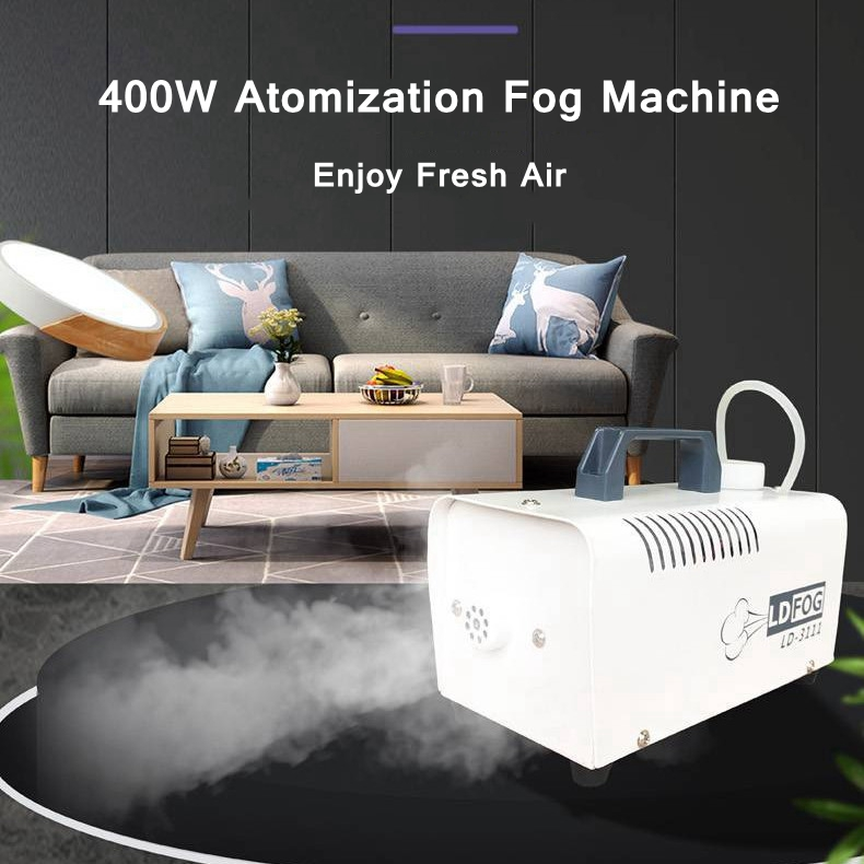 400W Household Atomization Disinfection Fogger Machine Air Purification Insecticide Mites Killer Car Office Sprayer Machine