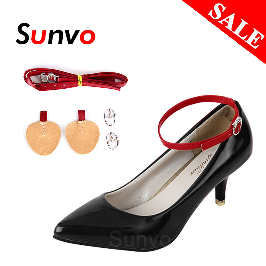 Women Shoelaces For High Heels Adjustable Ankle Shoe Belt Holding Loose Bundle Shoes Laces Tie Straps Band Dropshipping Lace