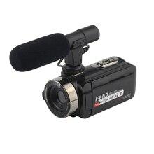 Video Camera Wifi 1080P Full Hd Portable Digital Video Camera 16X Digital Zoom 3.0 Inch Press Lcd Sc