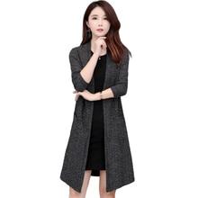 Autumn Winter Knitwear Sweater Women cardigan Jacket shawl o
