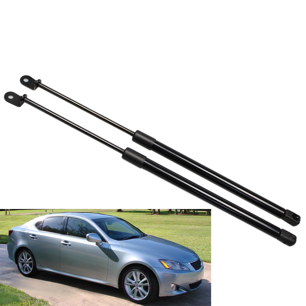 Lift Supports For Lexus IS F IS250 IS350 IS300 2005-2015 Gas Struts Shocks Absorber Rear Boot Tailgate Damper
