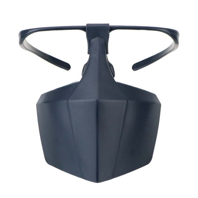Face Shield Protective Mask Anti-fog Face Mask Against Droplets Reusable Protective Cover Prevent Saliva Spread Mouth Mask 1