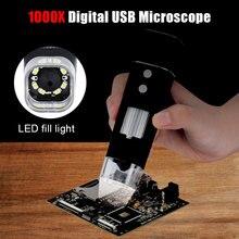 1080P Wi-Fi Microscope Digital Microscope