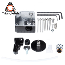 Trianglelab titan Extruder for desktop FDM 3D printer reprap MK8 J head bowden free shipping for ANET MK8 i3 ender 3