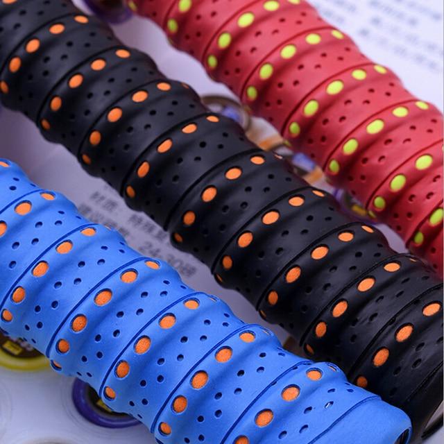 Punch keel racket sweat-absorbent belt badminton hand gel fishing rod anti-skid belt 5