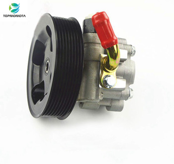 car styling QVB500400 LR006613 LR006613B high quality power steering pump fit to land-rover
