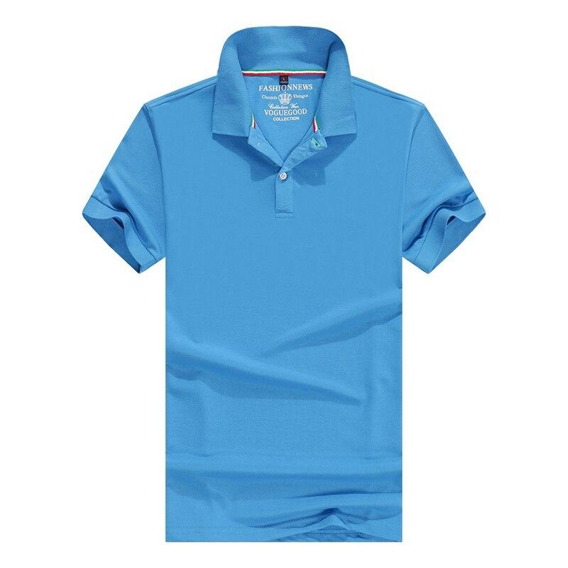 Men's Polo Shirt For Men Desiger Polos Men Cotton Short Sleeve Shirt Slim Breathable Clothes Jerseys Golftennis Plus Size S- 4XL 4