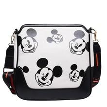 2020 New Mickey Handbag Women Shoulder Crossbody Bag Cute Ladies Shopping Handbag Female Storage Bag Women Tote Bolso Mujer