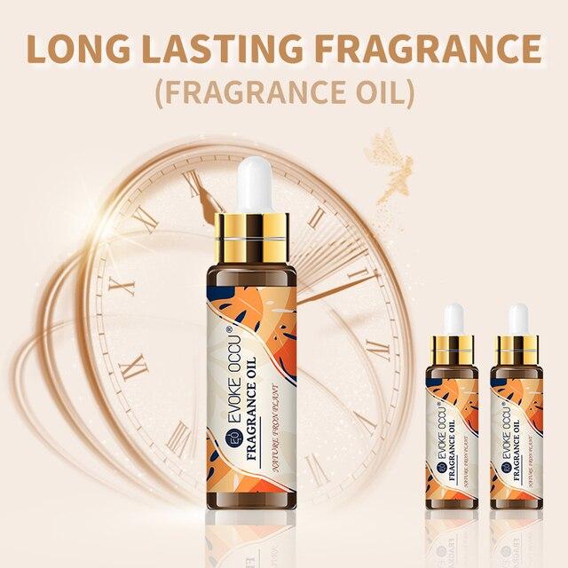 Black Opium Coconut Vanilla Fragrance Oil 10ML with Dropper Perfume Diffuser Essential Oil Angel Jadore Musk Chocolate Milk Oil 2