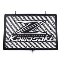 For Kawasaki Z1000 Z1000SX 2007 2017 Z800 2013 2016 Z750 2007 2015 Motorcycle Radiator Grille Guard Gill Cover Protector