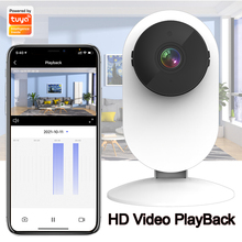 Tuya Wireless Wifi Video Surveillance Camera Indoor 1080 Night Vision Home Security Protection Motion Detect IP Cam Baby Monitor