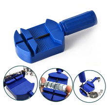 Watch Link For Band Slit Strap Bracelet Chain Pin Remover Adjuster Repair Tool Kit 28mm For Men/Women Watch disassembly repair цена и фото