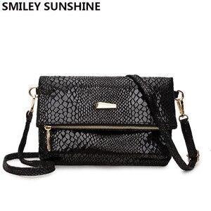 Image 1 - Small Crossbody Bags for Women 2020 Canvas Woman Messenger Bags Mini Black Serpentine Ladies Hand Cross Body Bags bolsos mujer