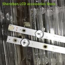 12 sztuk/partia dla 55PUS7503 55PUS7303 55PUS6162 tylne podświetlenie led do telewizora bar LB55073 100% nowy