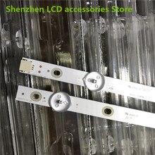 Barra de retroiluminación LCD para TV, lote de 12 unidades, para 55PUS7503, 55PUS7303, 55PUS6162, LB55073, 100%
