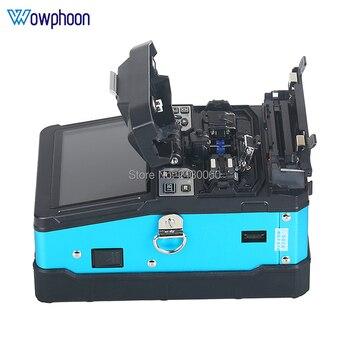 Free Shipping FS-60F Fully Automatic Fiber Optic Welding Splicing Machine Fiber Optic Fusion Splicer Splicing Machine фото