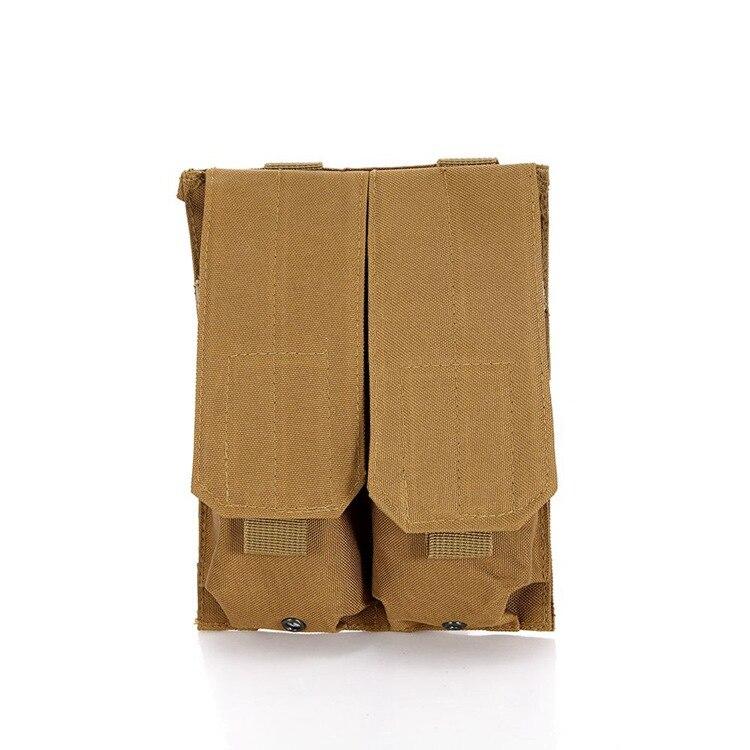 Ding Hong Army Fans Tactical Duplex Bag Sundry Bag Molle Accessory Kit Outdoor Waist Pannier Bag Tool Bags Accessories Bag