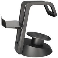 Vr Stand Headset Display Stand En Kabel Organizer Voor Alle Vr Bril Htc Vive  Playstation Vr  en Voor Oculus Rift-in Microfoonstandaard van Consumentenelektronica op
