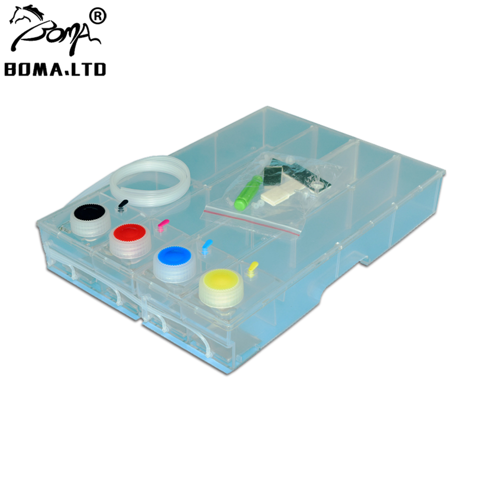 BOMA.LTD 973XL 974XL 972XL 975XL 913 976 Continuous Ink Ciss Tank For HP PageWide 352dw 377dw 452dw/dn 477dw/dn 552dw 577dw/z