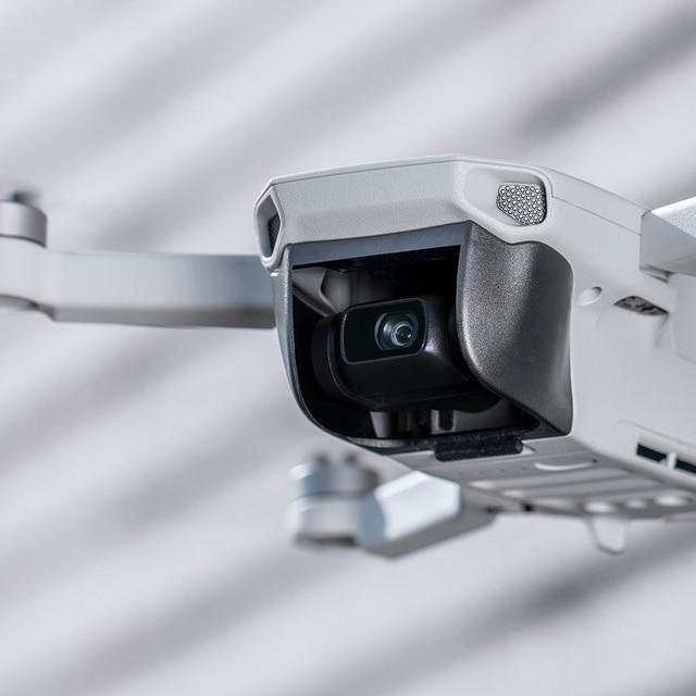 PGYTECH Mavic Mini lente cubierta de la lente cubierta de protección de sombrilla para DJI Mavic Mini Accesorios