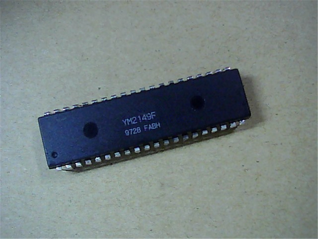 1pcs/lot YM2149F YM2149 2149 DIP-40 In Stock