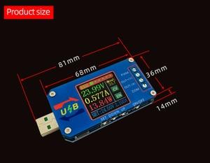 Image 5 - DC DC Boost/Buck dönüştürücü CC CV güç modülü 5V için 0.6 30V 2A ayarlanabilir regüle güç kaynağı gerilim akım kapasitesi ölçer
