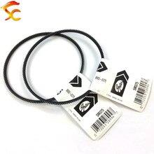 Correas de transmisión de 5 m375, 2 unids/lote, portones, Correa poliflex para máquina Optimum D 180, envío gratis