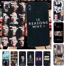 TOPLBPCS 13 Thirteen Reasons Why Customer Phone Case for Samsung A10 20s 71 51 10 s 20 30 40 50 70 80 91 A30s 11 31 21(China)