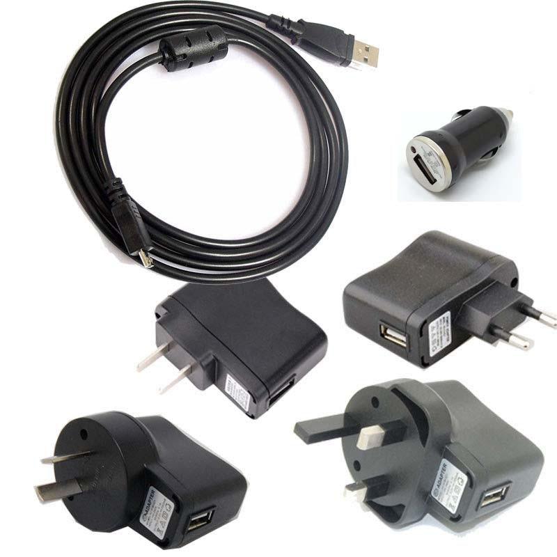 Nikon Coolpix S2550//S2500//S2600 Cámara Cable USB Cargador De Batería