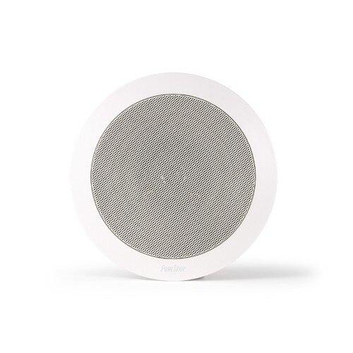 Alto falante para fonestar recesso  diâmetro do orifício 237mm  30 w potência  em dois sentidos  cor branca|Peças de impressora| |  - title=