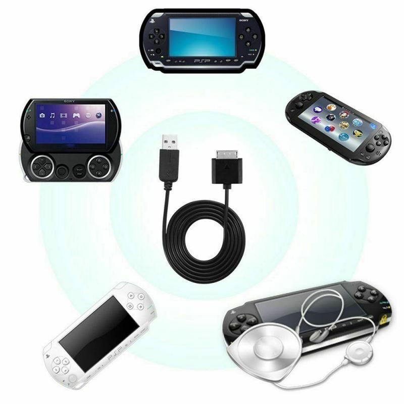 Usb-кабель для передачи данных и синхронизации, зарядный шнур, сетевой адаптер питания для Sony PSV 1000 Psv ita PS Vita PSV 1000, провод питания