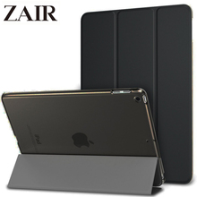 купить Tablet Case for Apple iPad Air 2014 (Air 2) A1566 A1567 9.7 inch WI-FI LTE PU Leather Smart Cover Magnetic Stand Case Flip Cover дешево