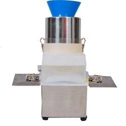 Jamielin Electric Vegetable Slicing Machine Automatic Stainless Steel Cutter Shredding Grinder Machine 450W