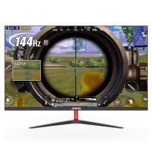 Johnwill 23.8 Cal 144 HZ Monitor gamingowy 1920x1080P Monitor LCD Monitor IPS VGA/interfejs HDMI na PC PS4 ekran do gier