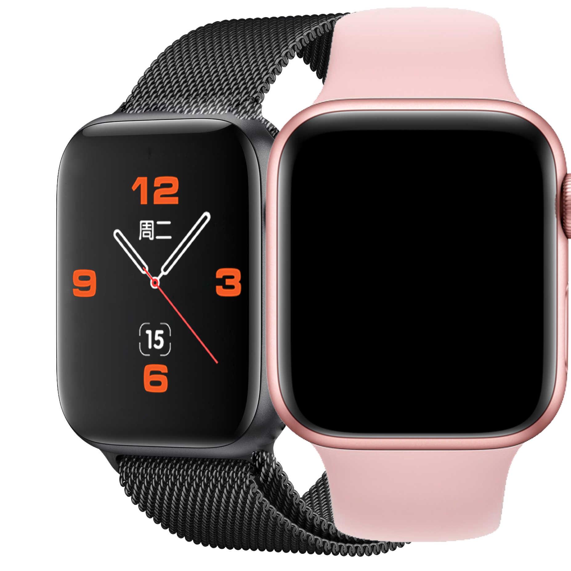 IWO 12 Pro série 5 montre intelligente 40/44MM Smartwatch hommes femmes Bluetooth Sport montre pour IOS Android PK IWO 8 13 10 11 horloge intelligente